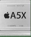 iPad Chip A5X